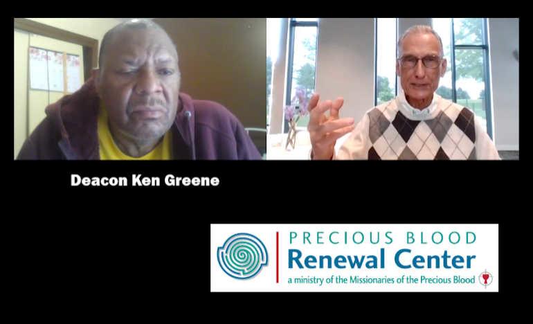 Ken Greene, a deacon of the Kansas City-St. Joseph diocese who serves at St. Monica Parish in Kansas City, Missouri,
